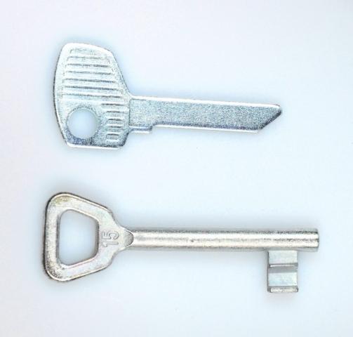 Výroba klíčů – klíče